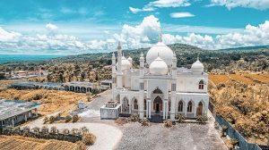 masjid taj mahal malang, masjid taj mahal dau malang