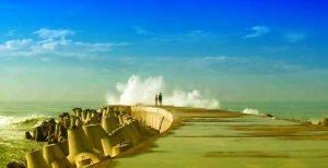 pantai glagah kulon progo, pantai glagah