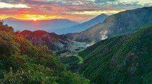 wisata alam pegunungan di garut
