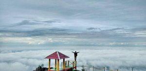 puncak 4g, negeri di atas awan