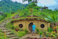 lembah semilir, rumah hobbit lembah semilir
