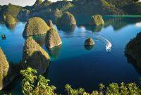 pulau terbaik di raja ampat