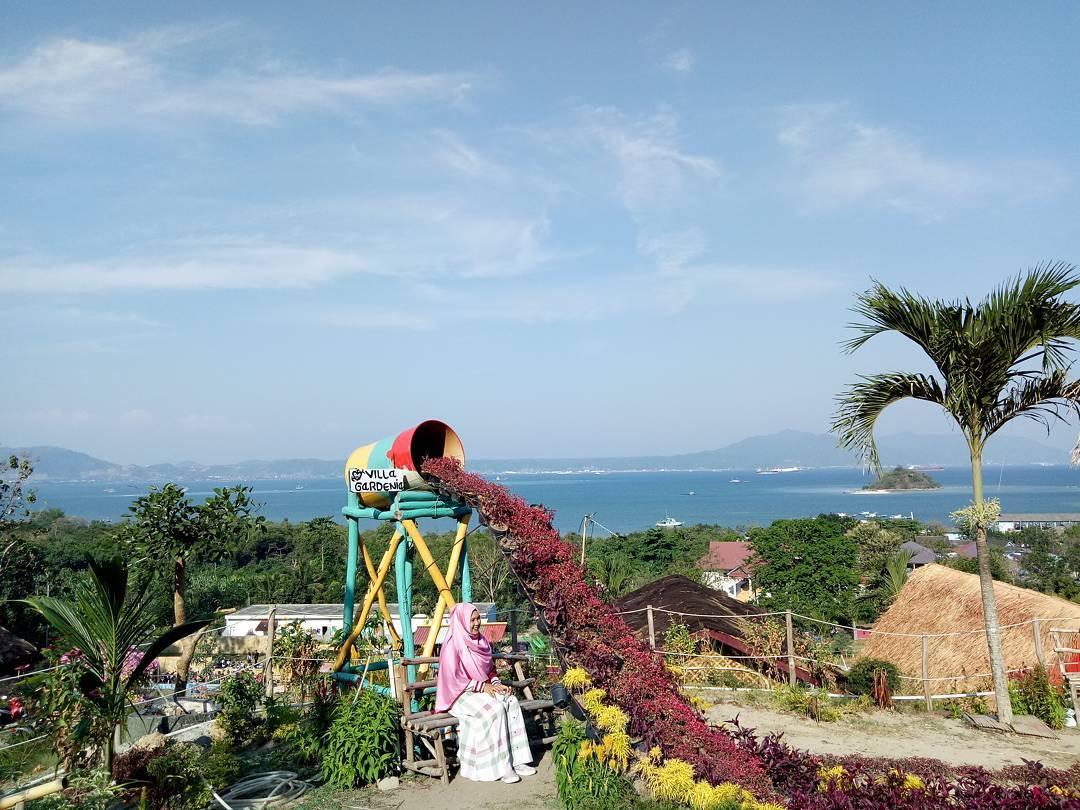 spot foto di villa gardenia