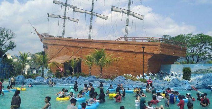 santasea waterpark