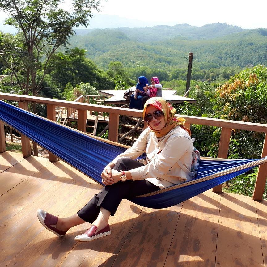 spot hammock di jonggol garden