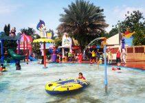 depok fantasi waterpark - aladdin