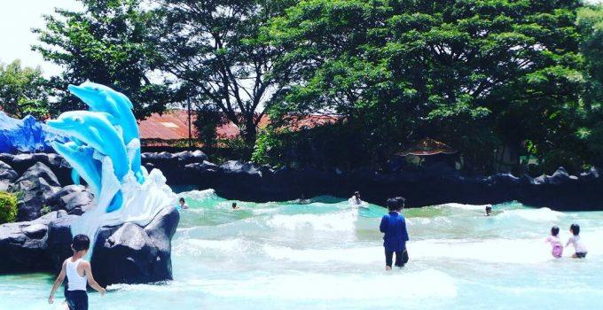 gerbang mas bahari waterpark