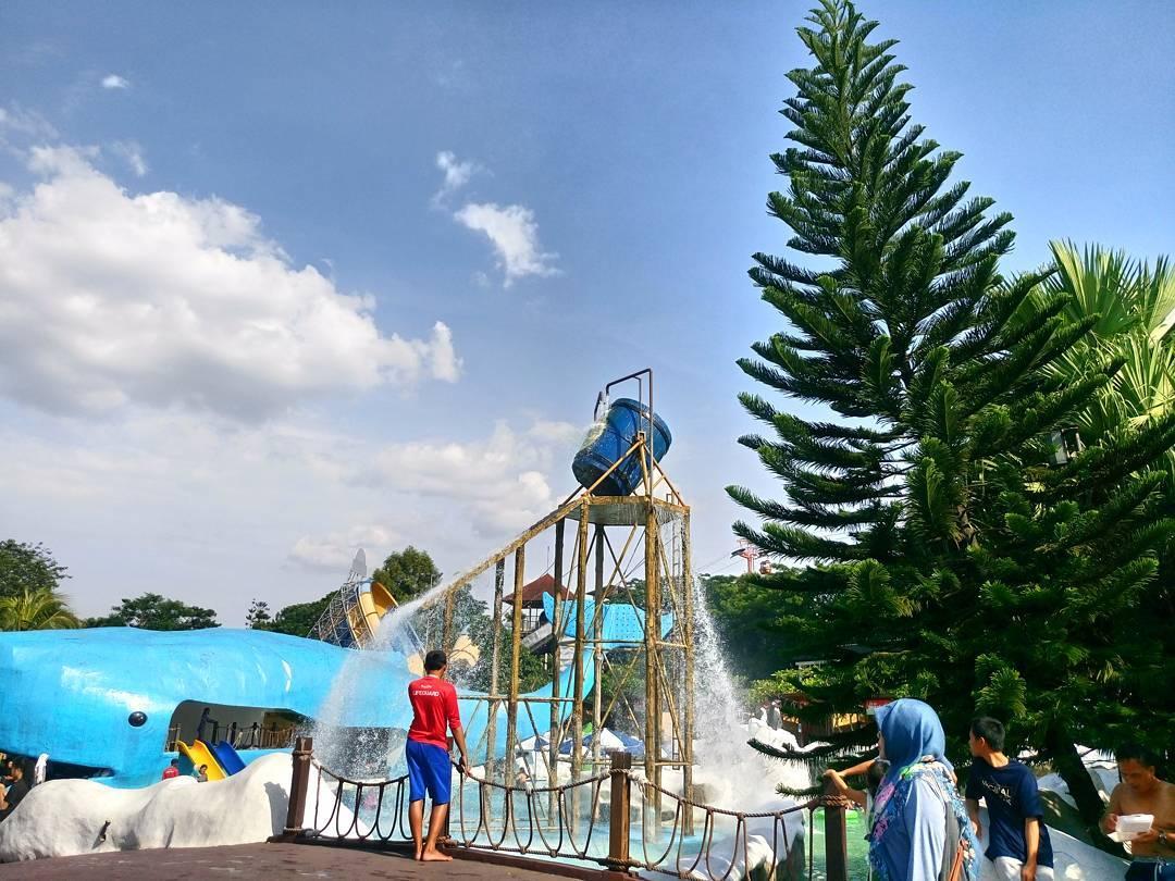 Lokasi Dan Harga Tiket Masuk Snowbay Waterpark Tmii