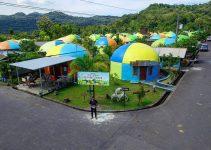 desa wisata rumah domes