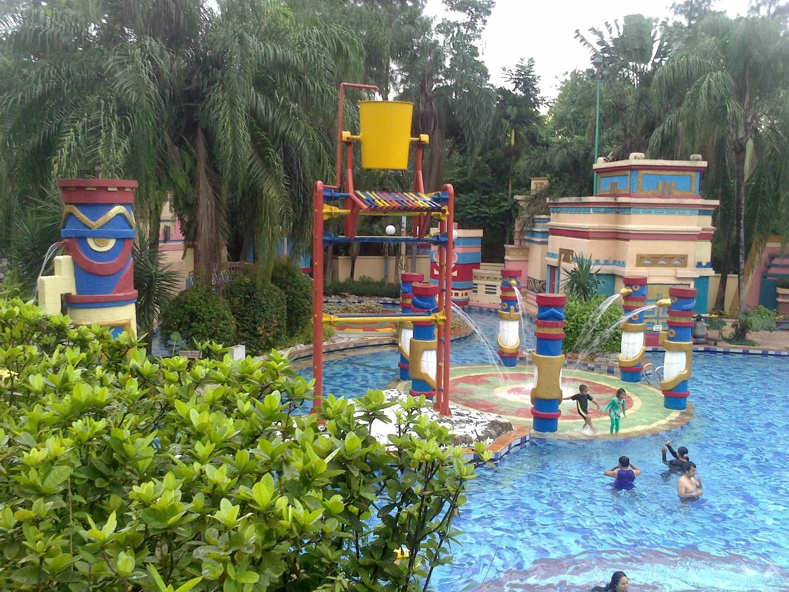 kolam renang air hangat eldorado