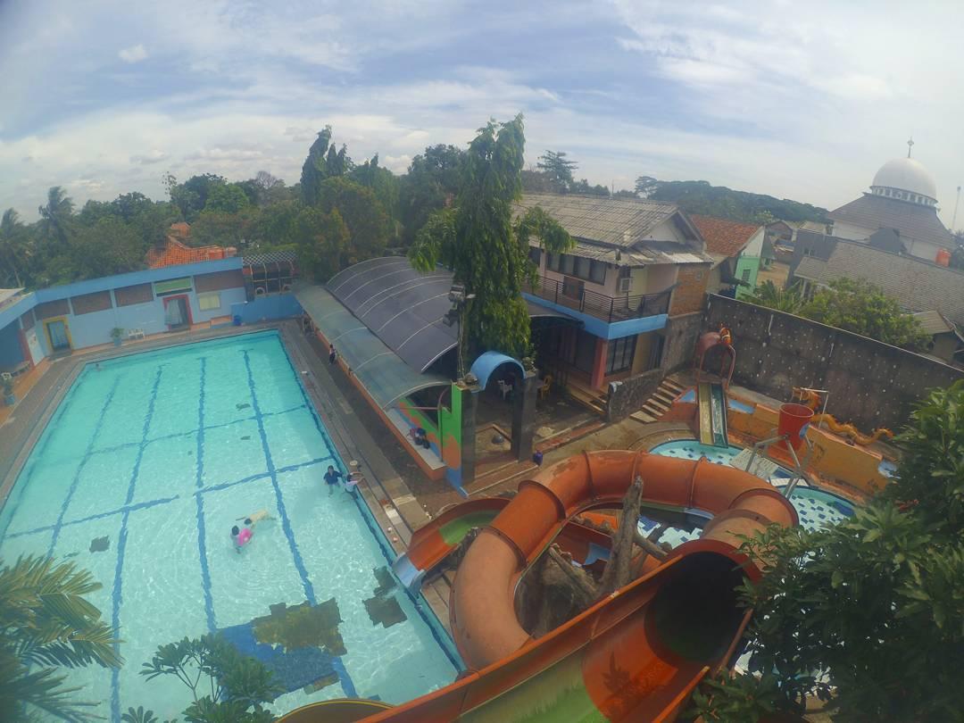 kolam renang doger