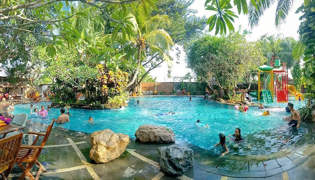 kolam renang gardenia
