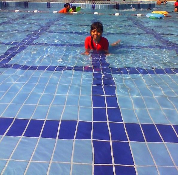 kolam renang hafana tirta sport center