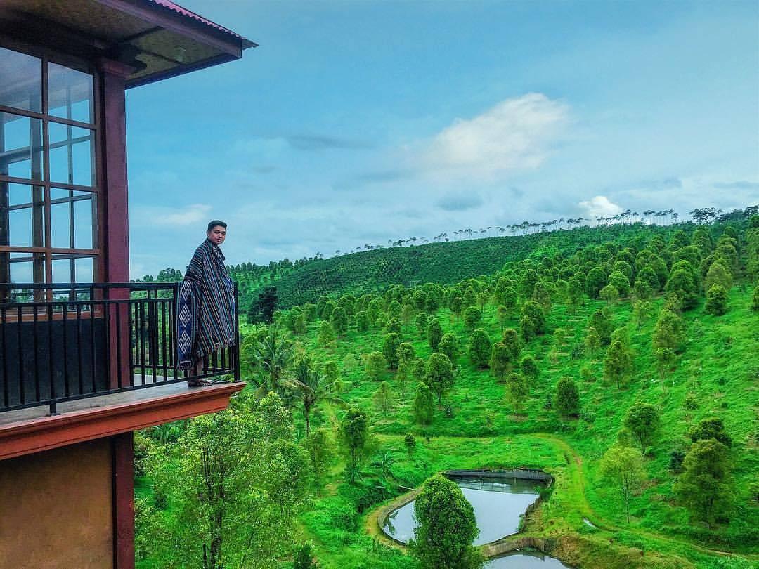 panorama villa bejong