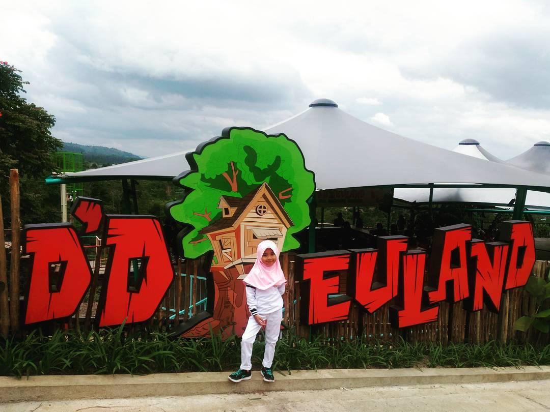 Lokasi Dan Harga Tiket Masuk Ddieuland Bandung