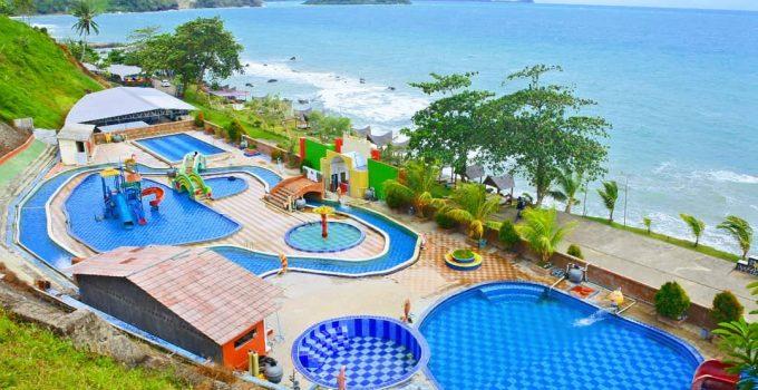 krakatau kahai beach resort