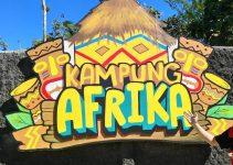kampung afrika blitar