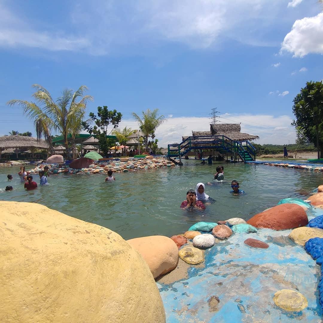 Spot Foto Lokasi Rute Dan Harga Tiket Masuk Cikao Park Purwakarta