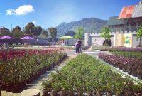 fairy garden lembang bandung