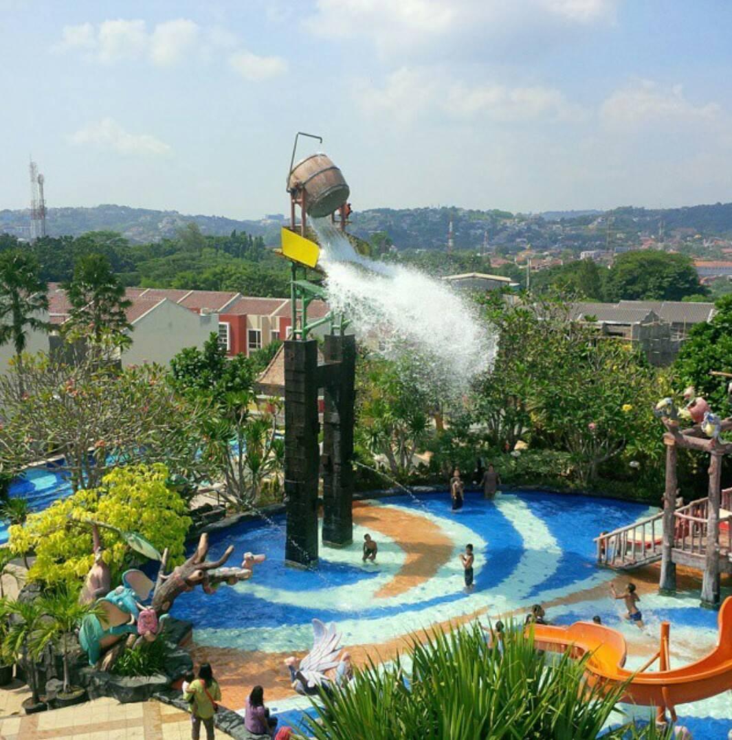 jungle toon waterpark semarang