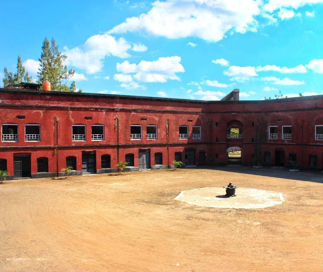 panorama benteng van der wijck kebumen