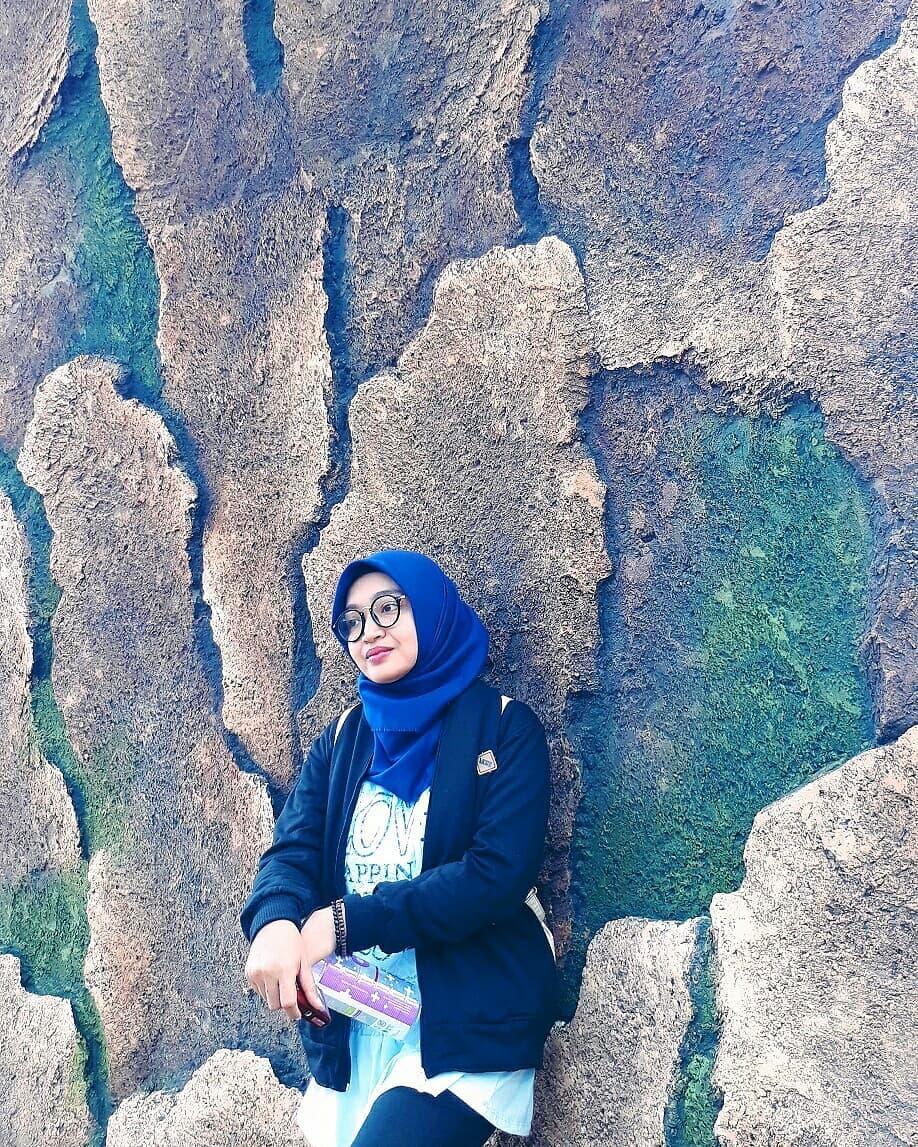 spot foto cakep di watu gajah park semarang