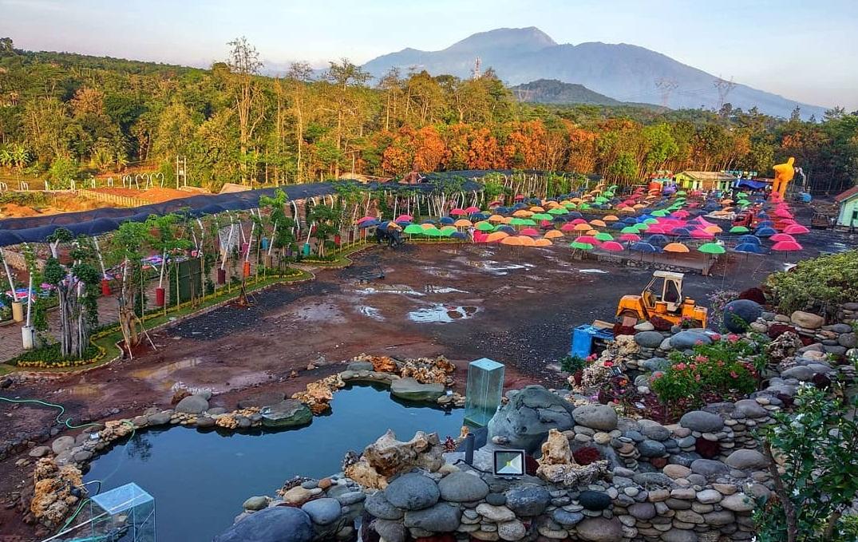 Spot Foto Lokasi Rute Dan Harga Tiket Masuk Watu Gajah