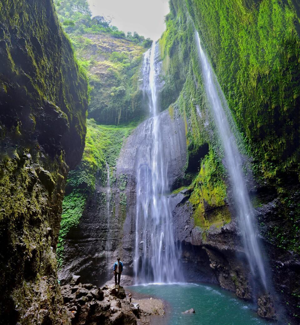 80 Gambar Air Terjun Madakaripura Terbaik