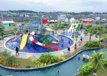 boomboom waterpark serang baru bekasi