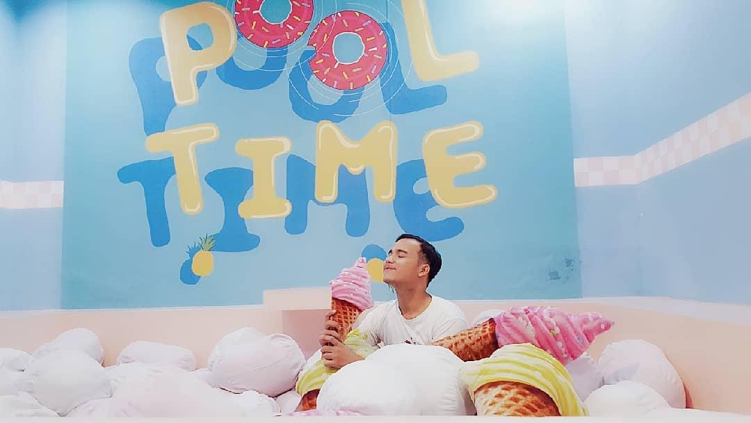 ice cream world yogyakarta