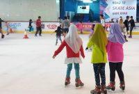 ice skating bintaro tangerang selatan