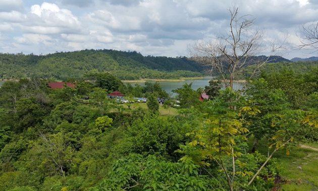 panorama alam di dekotoz villa