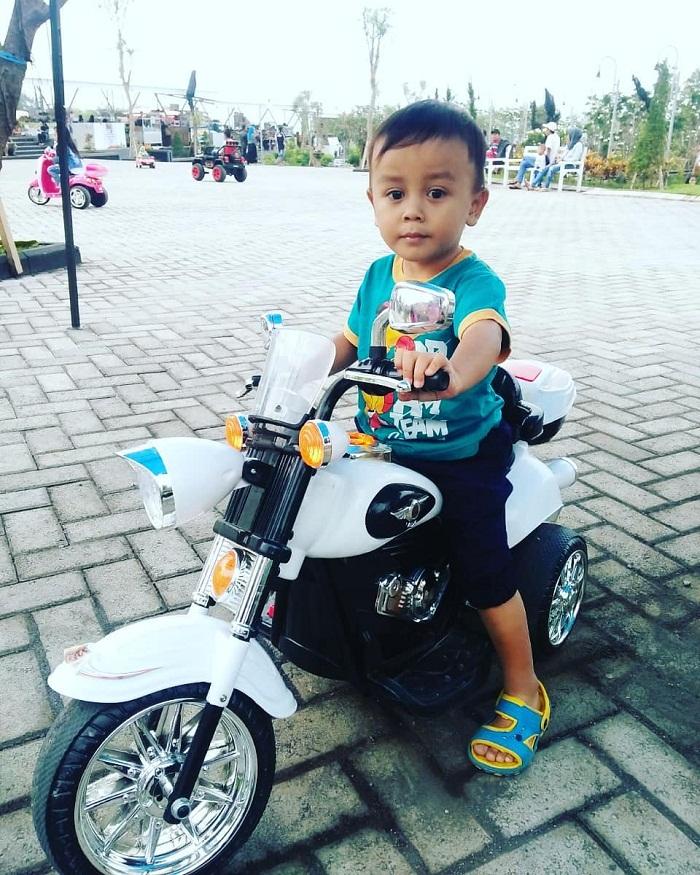 motor mini di taman ghanjaran