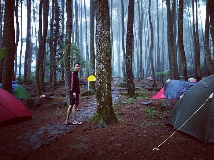 camping di loji suaka elang