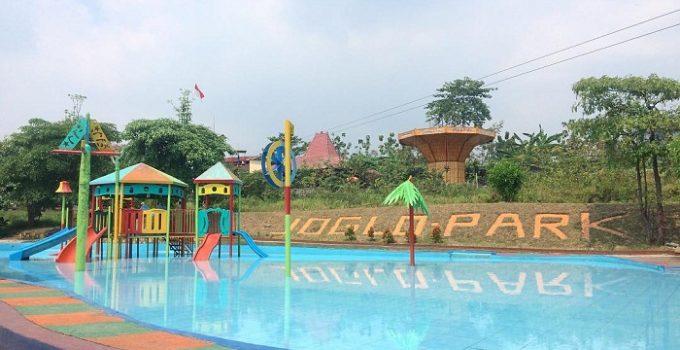 Joglo Park Pacet Mojokerto