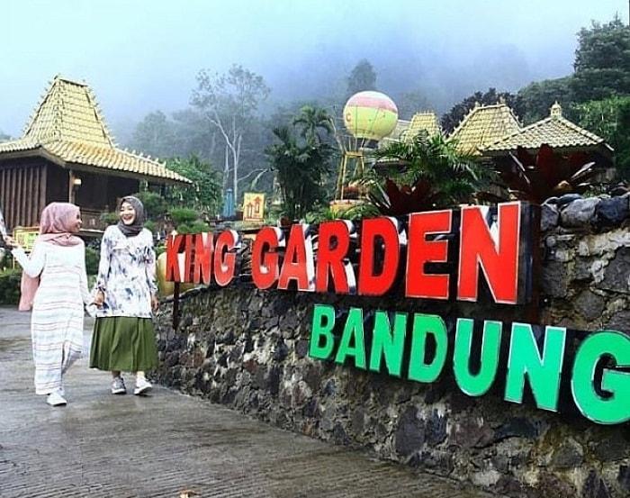 king garden bandungan