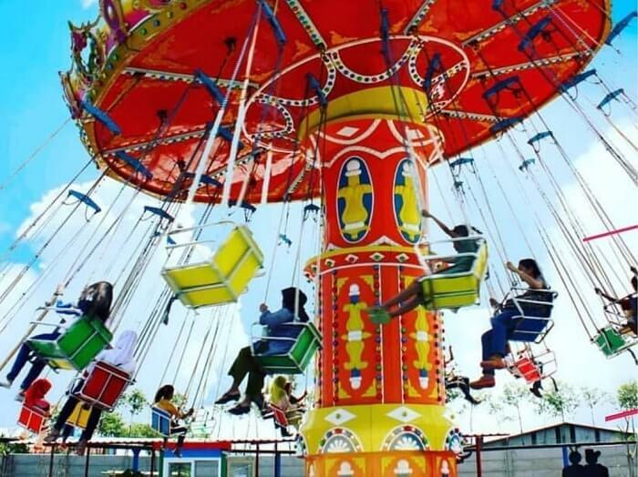 super swing di rita park