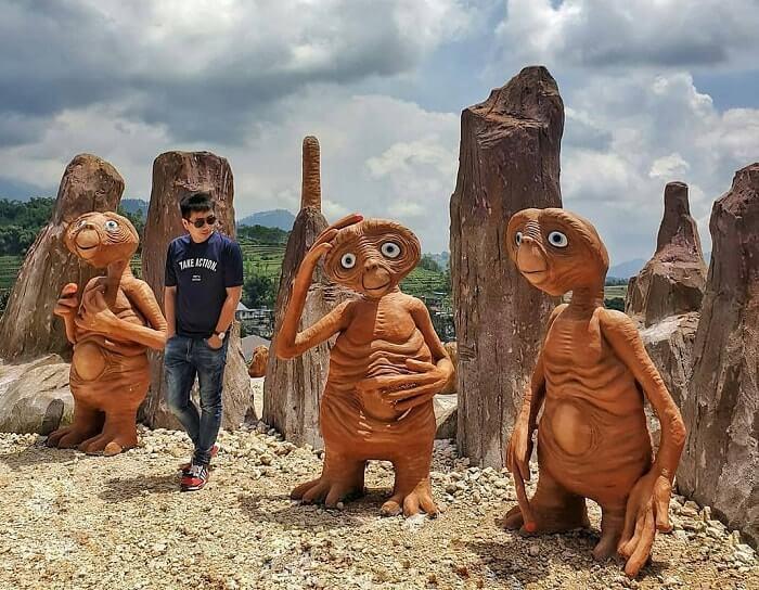 ufo park batu