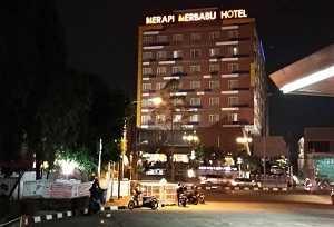hotel merapi merbabu bekasi