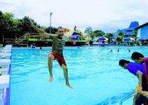 kolam renang modernland tangerang
