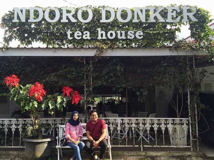 ndoro donker tea house kemuning karanganyar