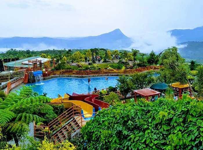 panorama villa khayangan bogor