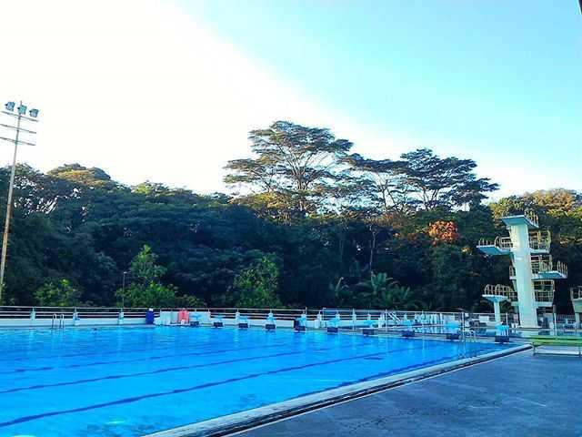 panorama kolam renang sabuga