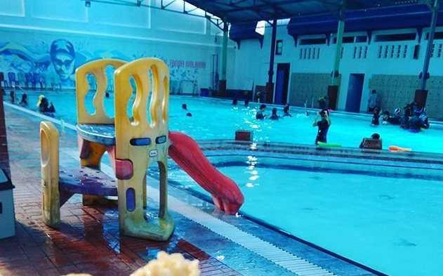 fasilitas kolam renang salsabila