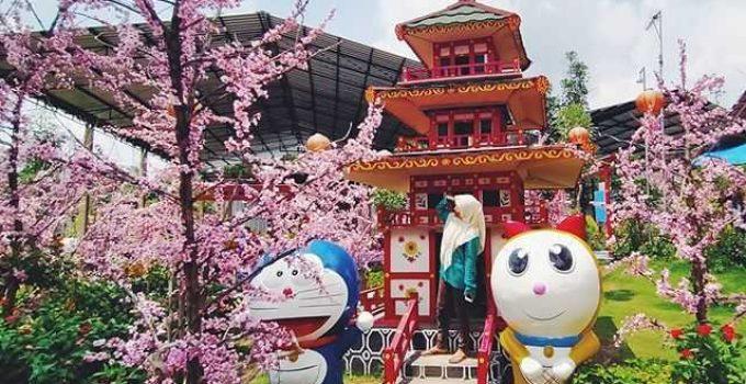 istana sakura blitar