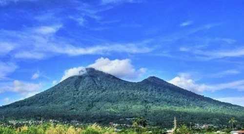 gunung dua saudara