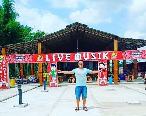 live musik kampung korea kediri