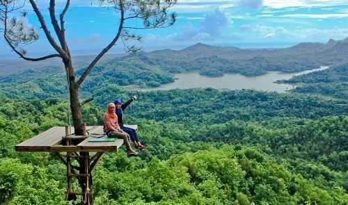 wisata alam kalibiru
