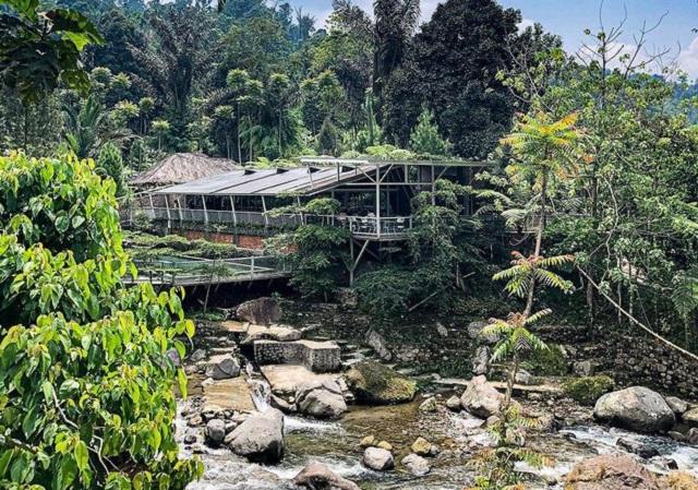 panorama villa mari pro sembahe