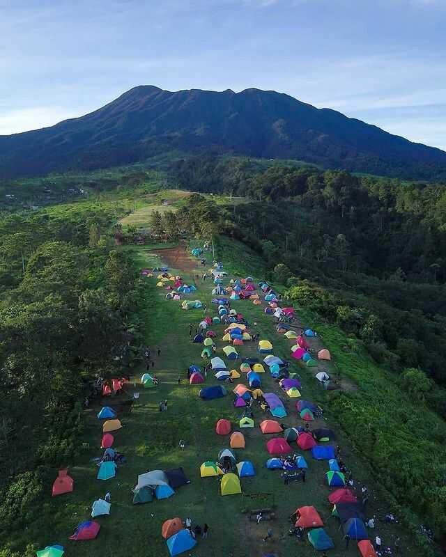 panorama camping gayatri citeko bogor